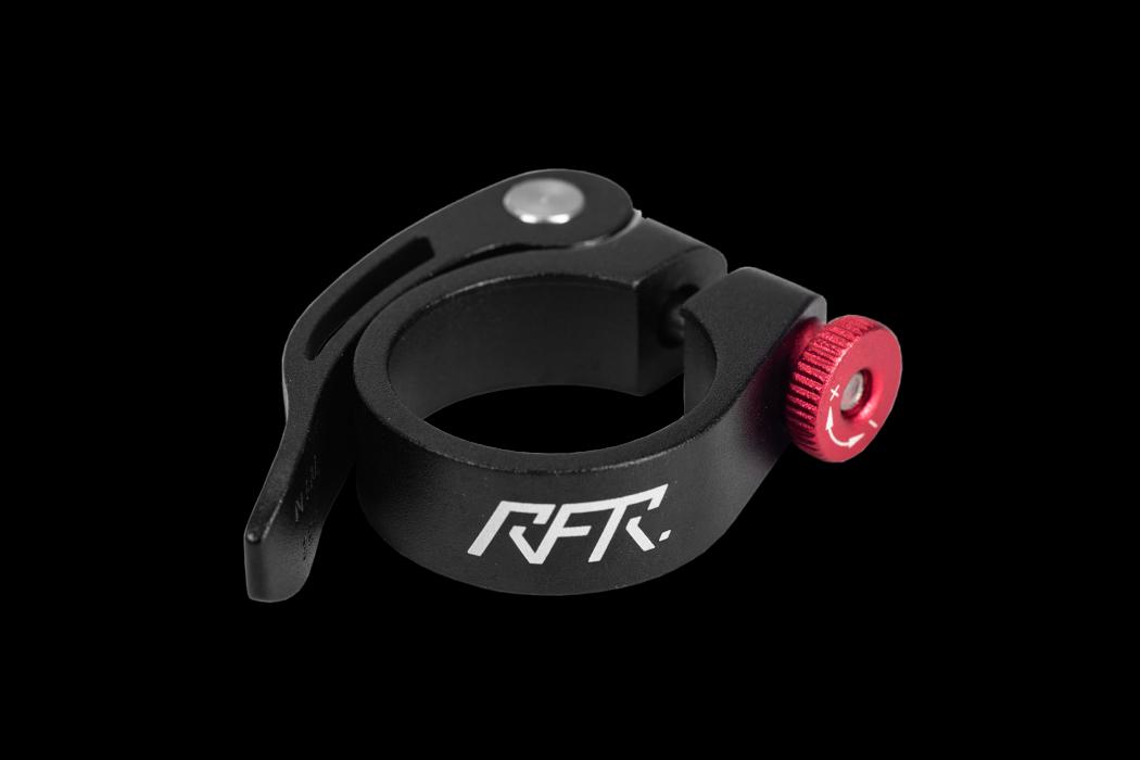 RFR Sattelklemme mit Schnellspanner 34.9 mm